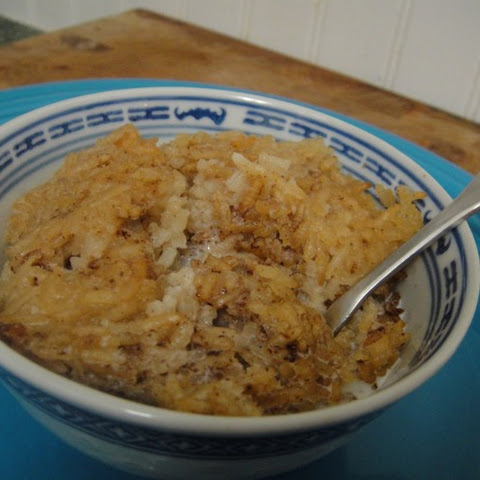 Miss Ina's Down-Home Rice Pudding