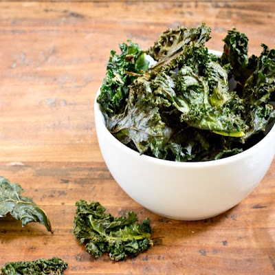 Easy Kale Chip