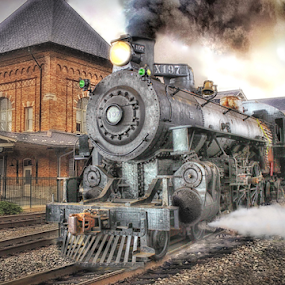 Pacific by Nickel Plate Photographics - Transportation Trains