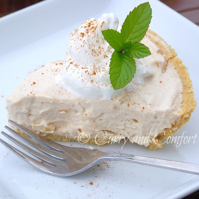 Apple Cinnamon Cheesecake -No Bake (Twice and Nice Tuesdays)