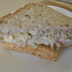Apple Slaw Sandwich Filler