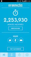 Screenshot of 5' Minutos, Eu Medito