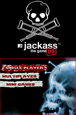 Jackass the Game DS