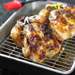 Cornish Game Hen Dry Rub Recipes