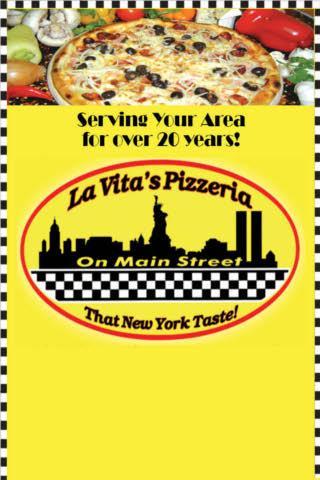 La Vita's Pizzeria Moorestown