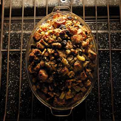 Apricot and Walnut Stuffing