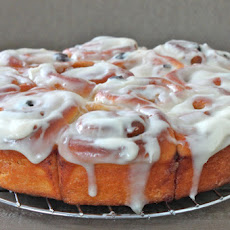 Best Ever Ever EVER Cinnamon Rolls with Cream Cheese Icing