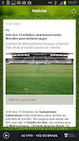 Screenshot of Futebol CBN Diário