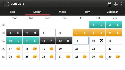 IPlanner - screenshot
