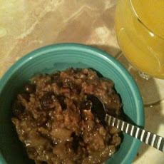 Overnight Crock Pot Oatmeal