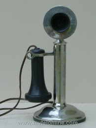 Candlestick Phones - NE 20B Candlestick Telephone 1