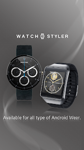 Watch Face Android - Motor