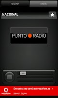 Screenshot of ABC Punto Radio
