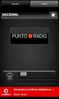 Screenshot of ABC Punto Radio
