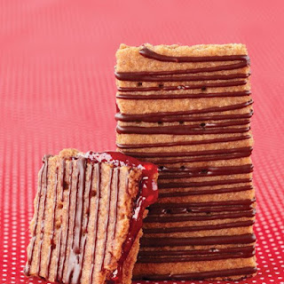Jennifer's Graham Cracker Sandwiches