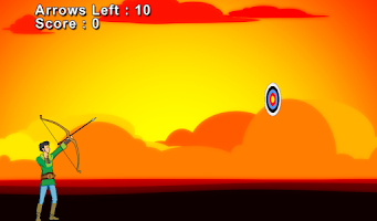 Screenshot of Drag Arrow Shoot