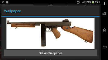 Screenshot of WWII - Infantry Weapons (FREE)