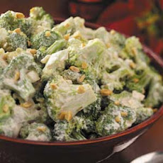 Creamy Broccoli with Cashews Recipe