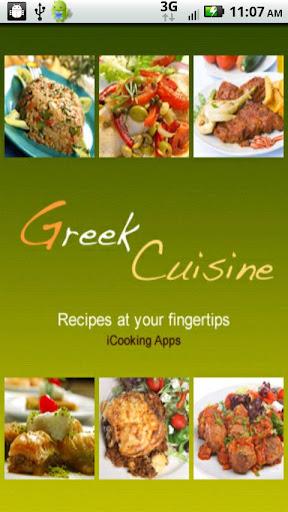 iCooking Greek