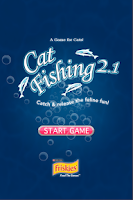 Screenshot of Friskies CatFishing 2