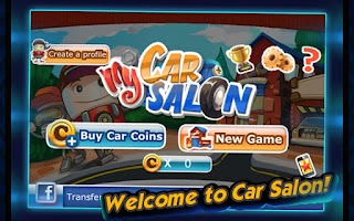 Screenshot of My Car Salon