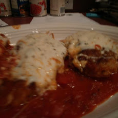 Cooking Light Magazine's Chicken Parmesan