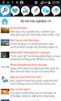 Screenshot of Kiểm Tra EQ - Đoán Tính Cách