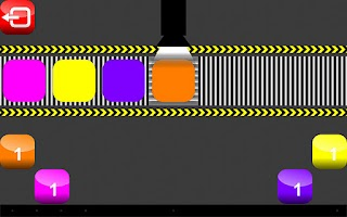 Screenshot of Conveyor Sort