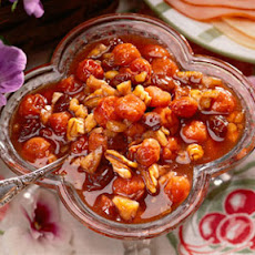 Cherry-Honey Relish