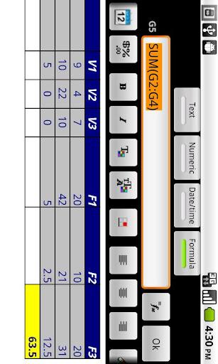 玩生產應用App 電子表格免費 APP試玩