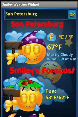 玩天氣App|斯邁利天氣小工具免費|APP試玩