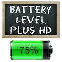 Battery Level Plus HD Lite icon