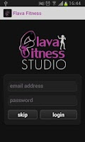 Screenshot of FlavaFitness Studio