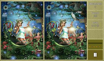 Screenshot of Hidden Difference - Elves Free