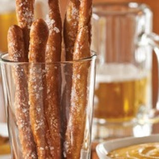 Pretzel Rods from 'Classic Snacks Made from Scratch'