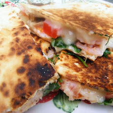 Shrimp Quesadilla Healthy Recipes