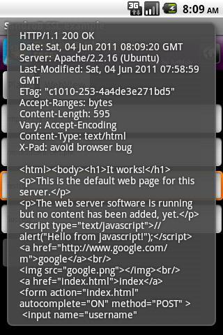 【免費通訊App】SandroB SSL example-APP點子