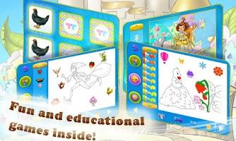 Screenshot of Jack & the Beanstalk Kids Book