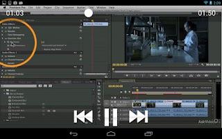Screenshot of Premiere Pro CS6 100