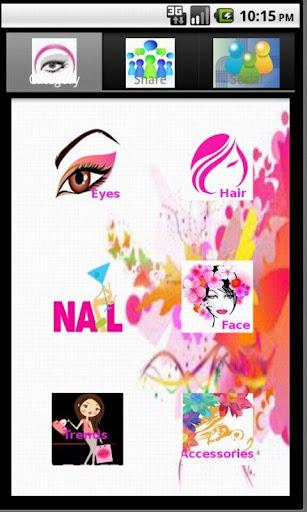 Beauty Fashion Makeup