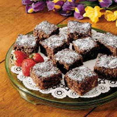 Banana Nut Brownies