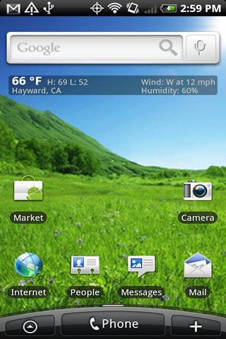 RealTime Weather Wallpaper