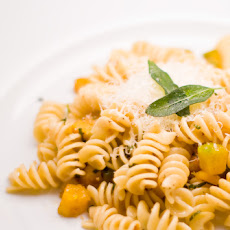 Kabocha Browned Butter Pasta