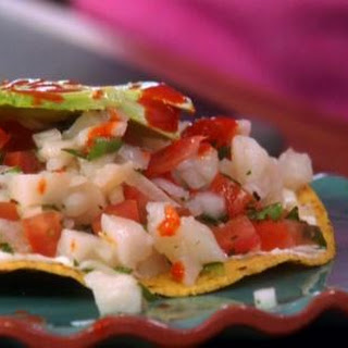 Ceviche And Clamato Juice Recipes