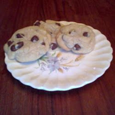 Guilty Chocolate Chip Cookies