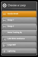 Screenshot of Lightning Bug - Sleep Clock