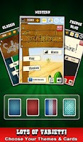 Screenshot of Solitaire!