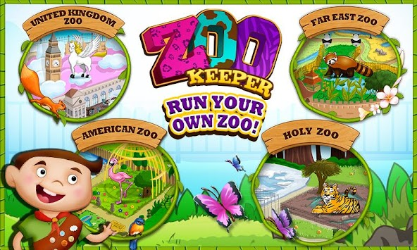 Zoo Keeper - Care For Animals APK screenshot thumbnail 6