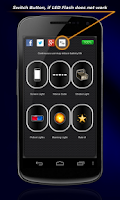 Screenshot of Flashlight - MEGA Flashlight