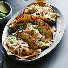 Baja Fried-Fish Tacos
